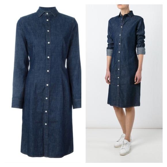 sleek top brands order Polo by Ralph Lauren Dresses | Nwt Polo Ralph Lauren Denim Dress ...